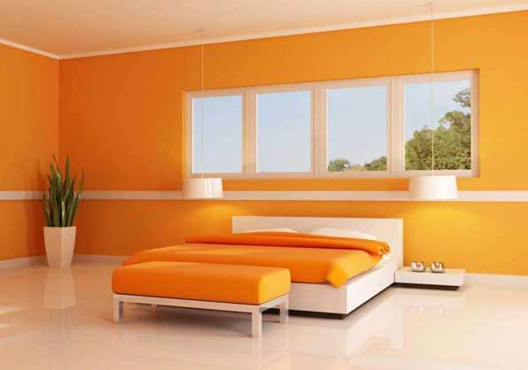 Awesome Orange Bedroom Ideas That Will Inspire You