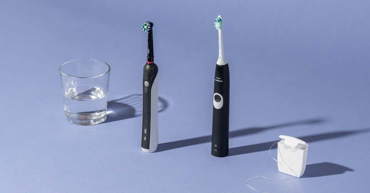Best 10 Quietest Electric Toothbrush