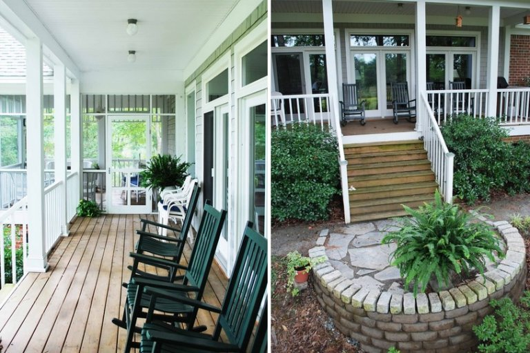 Enclosed are Porches, Patios, and Decks!