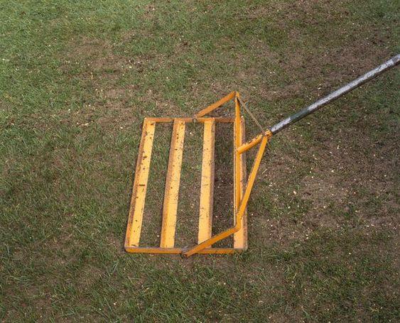 For Mildly Uneven Lawns