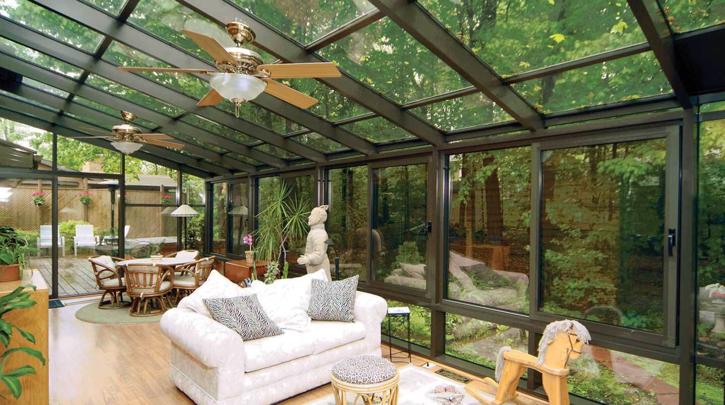 Glass Solariums, Glass Rooms, Spa and Pool Enclosures