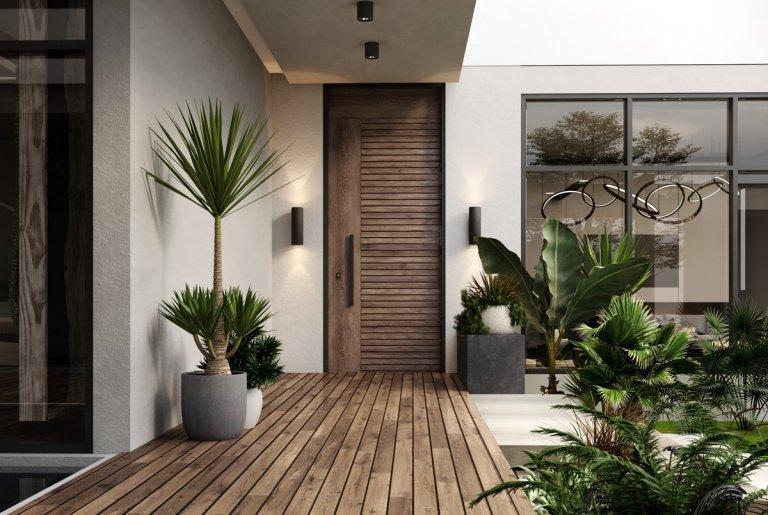 House Entrance Design Ideas