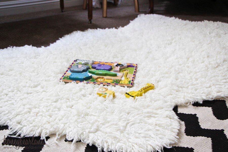 How to Clean Sheepskin Rug In 4 Easy Steps