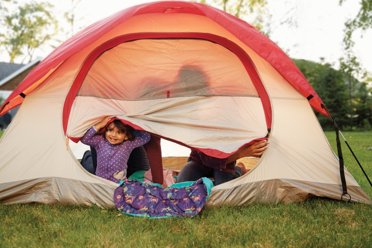 Ideas and Activities for the Perfect Indoor Camping Adventure