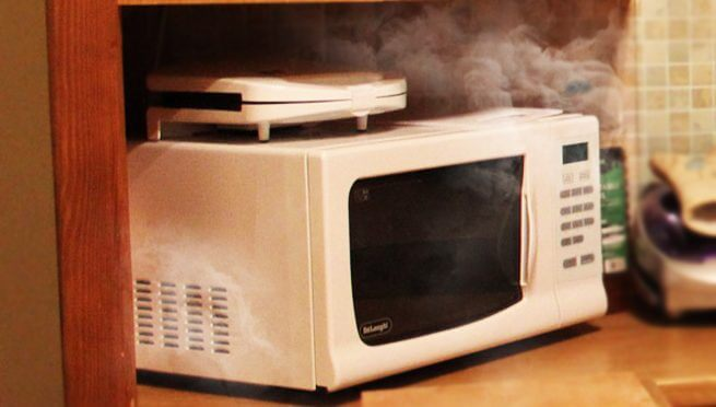 Microwave Sparkling What it Means and How to Fix it